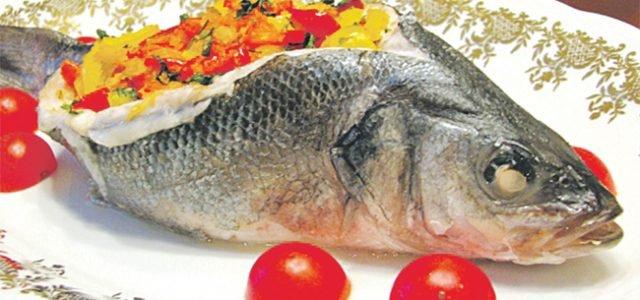 Рыба с овощами – Газета Рыбак – Рыбака №4/2017
