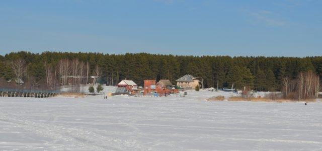 Ловля уклейки ранней весной со льда