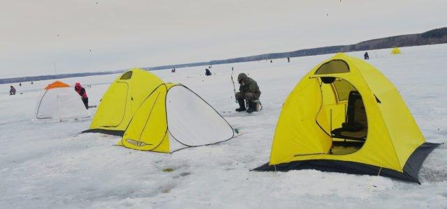 Продвинутый комплект для зимней рыбалки