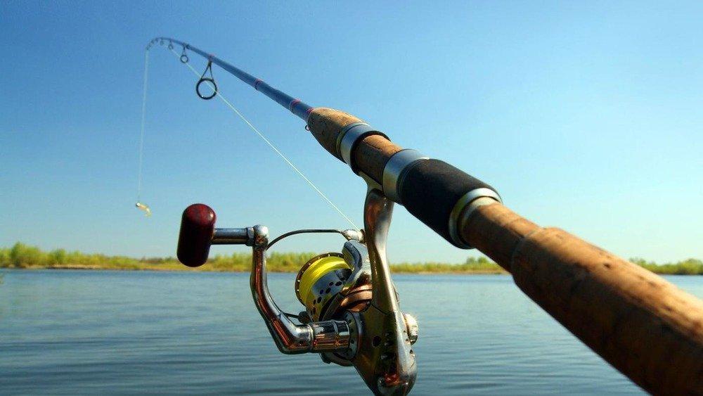 Подарок для начинающего рыбака.