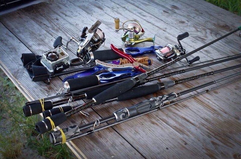 Подарки для рыбака.