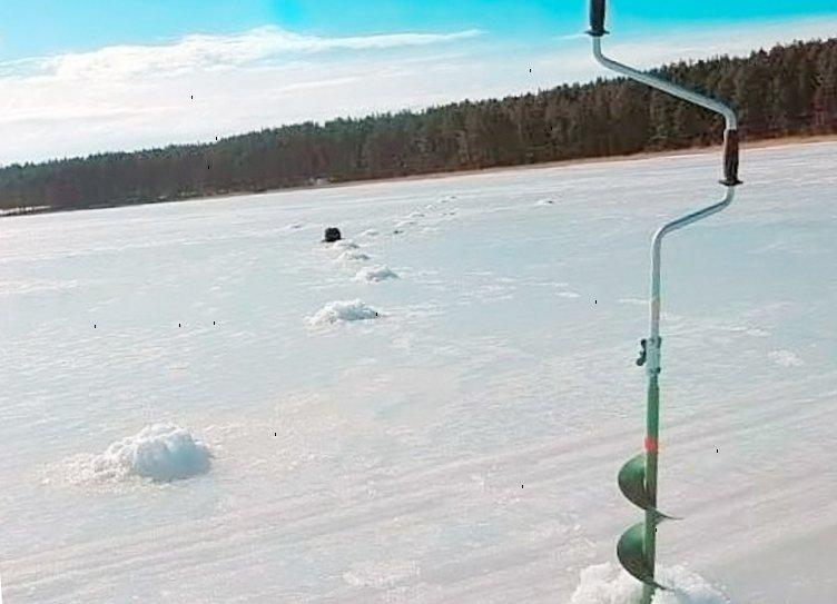 О рыбалки зимой