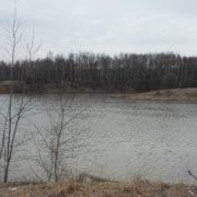 Зимний лодочный джиг на реке