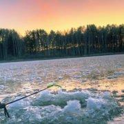 Ловля ерша в зимний период