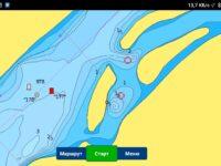 Навигация. Поиск глубин на водоемах